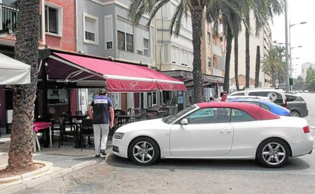 Método Gas - El aparcamiento es una cuestión fundamental.