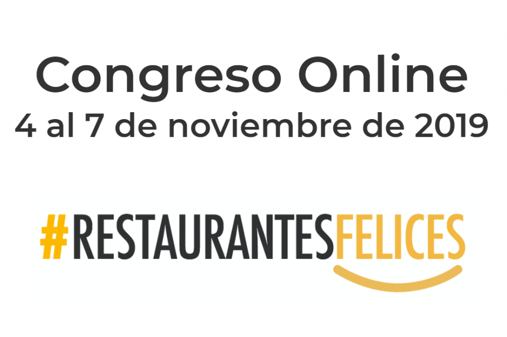 II CONGRESO #RESTAURANTESFELICES - Método Gas