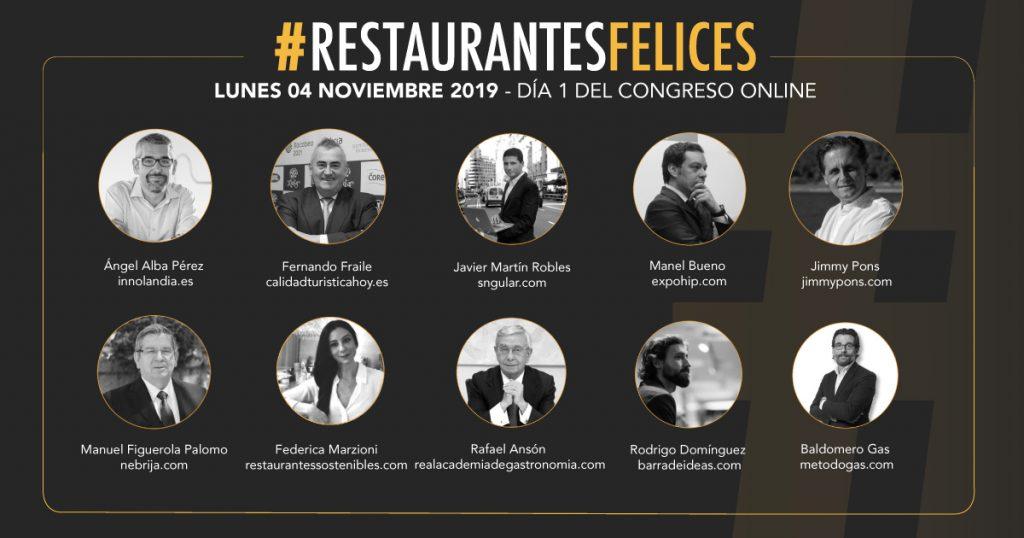 II Congreso #RestaurantesFelices: Innovación e Instituciones - Método Gas