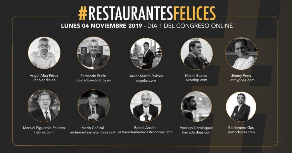 II Congreso #RestaurantesFelices: Innovación, Calidad, Marketing y Restauración - Método Gas