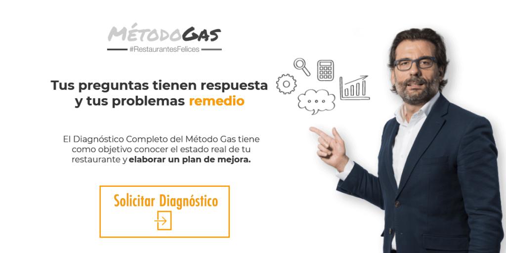 Imagen CTA Diagnóstico Método Gas